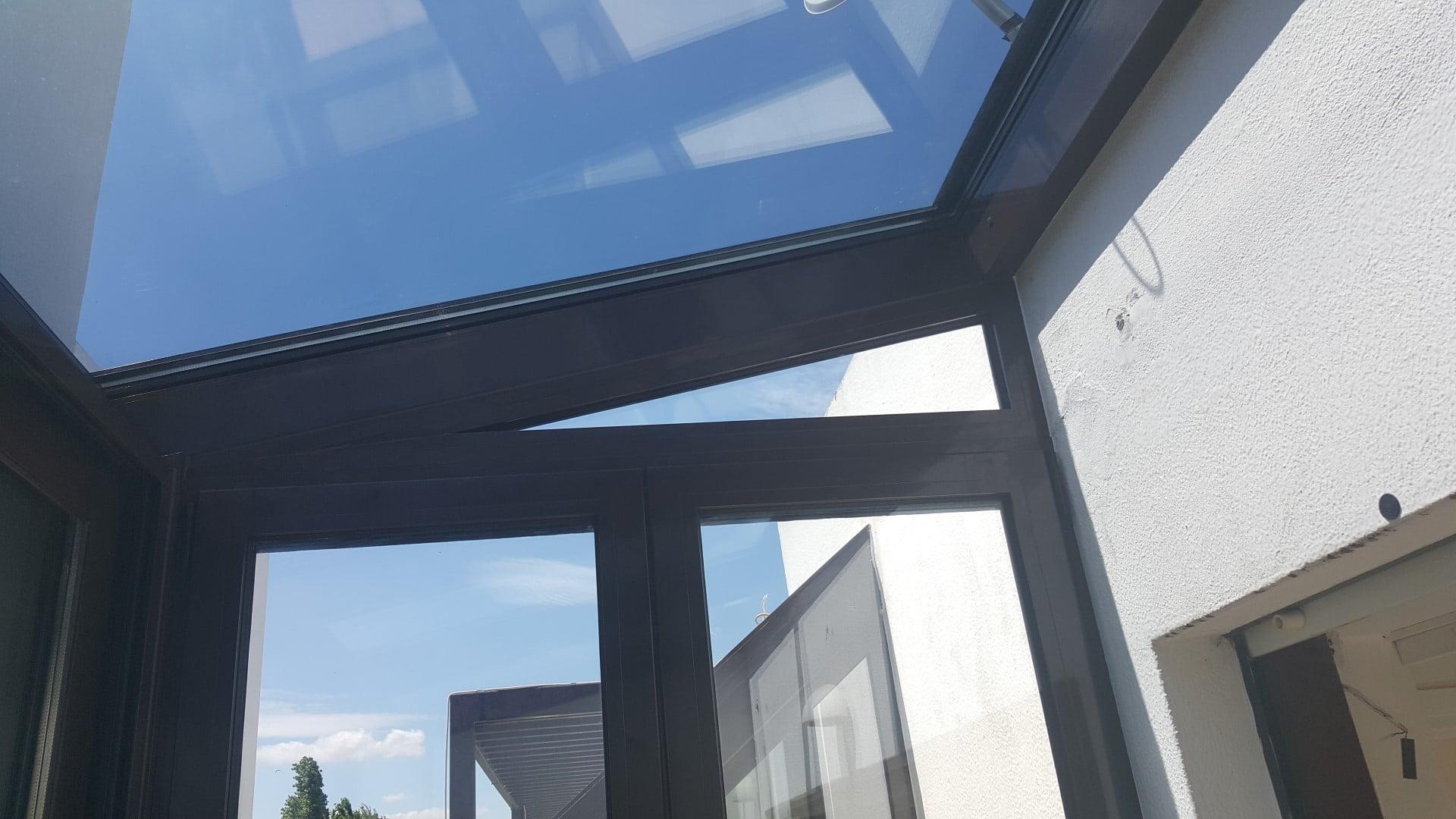 τζαμενιες οροφες