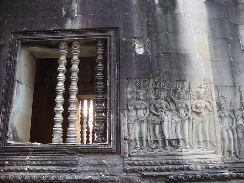 Κουφώματα πολιτιστικής κληρονομιάς-Καμπότζη/1