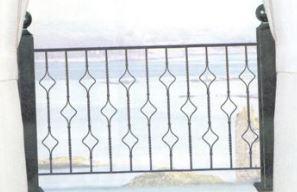 Σιδερένια κάγκελα