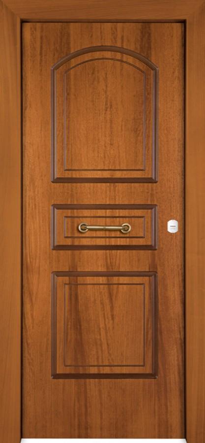 Εγκατάσταση θωρακισμένης πόρτας για αύξηση ασφάλειας και θερμομόνωσης