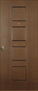 Πόρτα σπιτιού ασφαλής με θωρακισμένη πόρτα