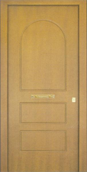 Ασφάλεια εισόδου με τοποθέτηση θωρακισμένης πόρτας