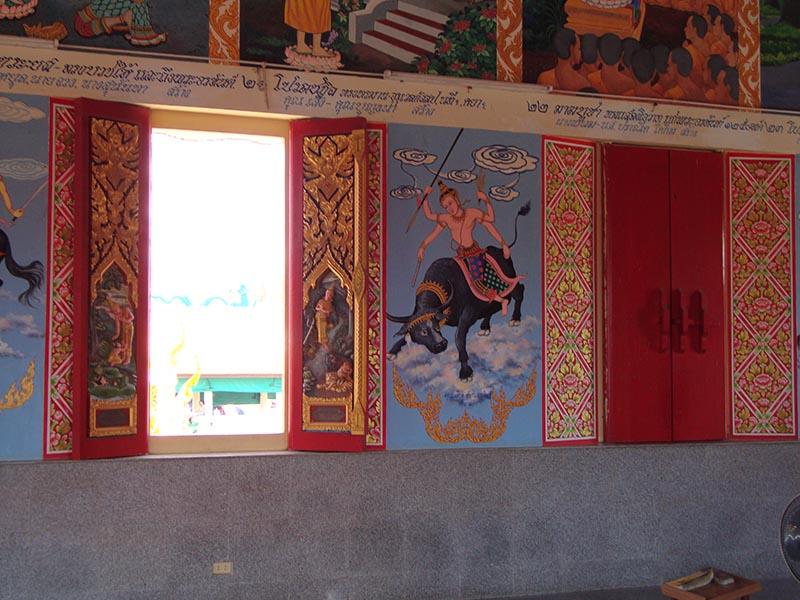 Υπέροχες πόρτες και παράθυρα Ταϊλάνδη/1