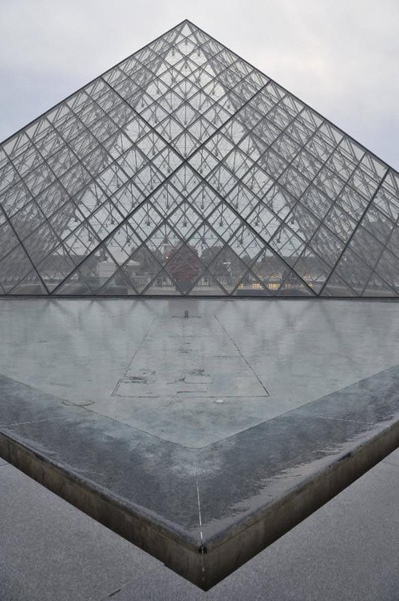 Υπέροχες πόρτες και παράθυρα στο Paris 1