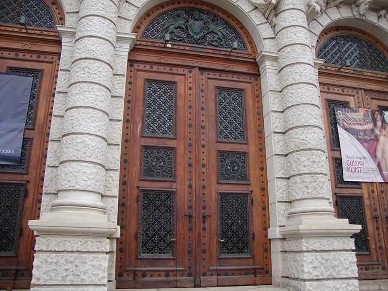 Βιέννη πόρτες και παράθυρα
