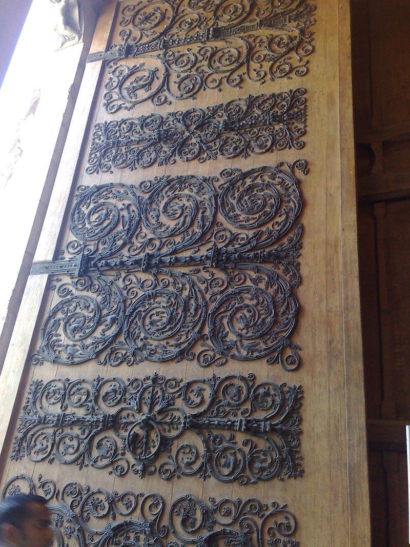 Υπέροχες πόρτες και παράθυρα στο Paris 2
