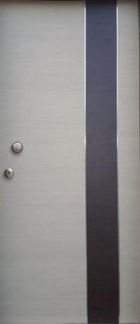 Ασφάλεια κεντρικής πόρτας με τοποθέτηση θωρακισμένης