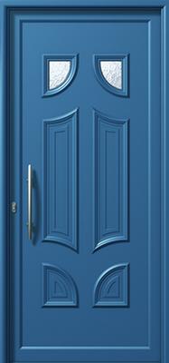 Πόρτα εισόδου αλουμινίου E548,κουφώματα αλουμινίου Fenestral