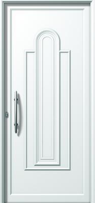Πόρτα εισόδου αλουμινίου E552,κουφώματα αλουμινίου