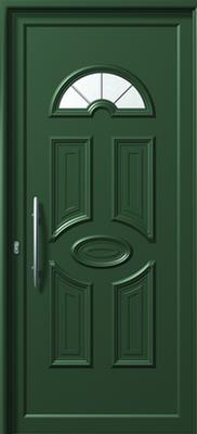 Πόρτα εισόδου αλουμινίου E557 KAITI-INOX