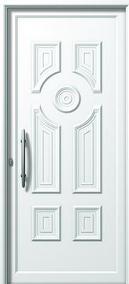 Πόρτα εισόδου αλουμινίου E860