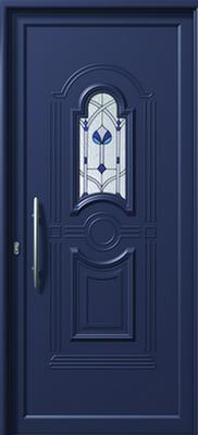 ΠΟΡΤΑ ΕΙΣΟΔΟΥ ΑΛΟΥΜΙΝΙΟΥ E871 DECO-2,πόρτες ασφαλείας Fenestral