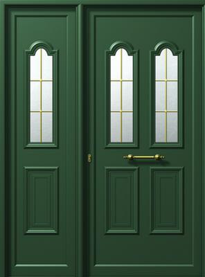 ΠΟΡΤΑ ΑΛΟΥΜΙΝΙΟΥ E934-E943 KAITI,αλουμινίου πόρτες εισόδου Europa