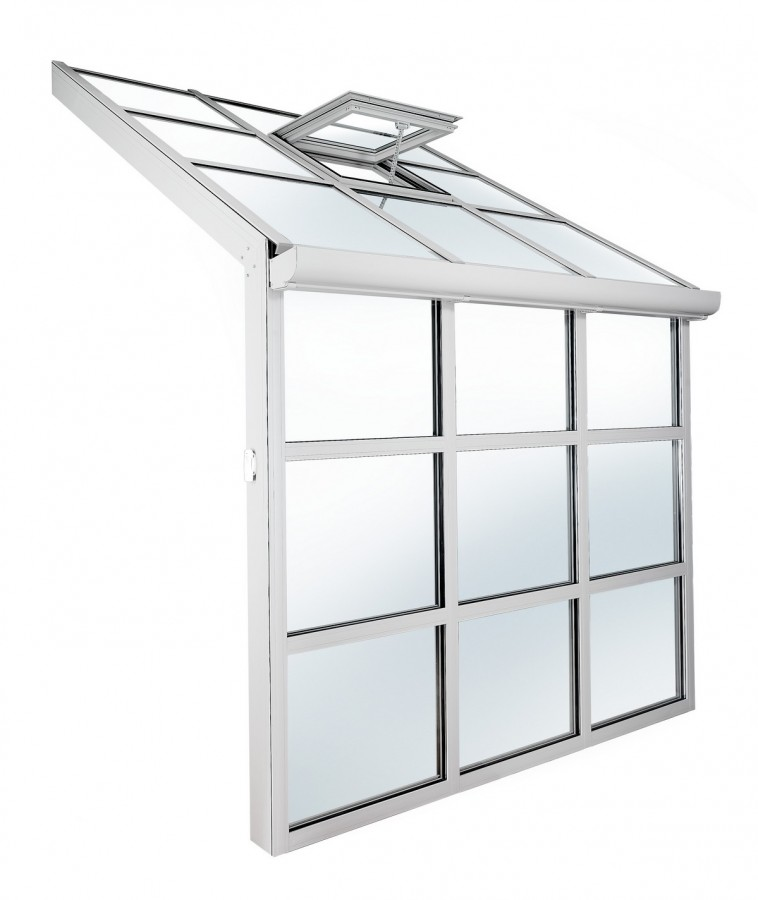 EUROPA 7000 με παράθυρα οροφής