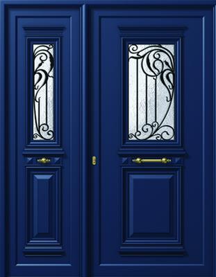 ΠΟΡΤΑ ΕΙΣΟΔΟΥ ΠΑΡΑΔΟΣΙΑΚΗ P175K-P170K,πόρτα εισόδου πολυκατοικίας ή μονοκατοικίας