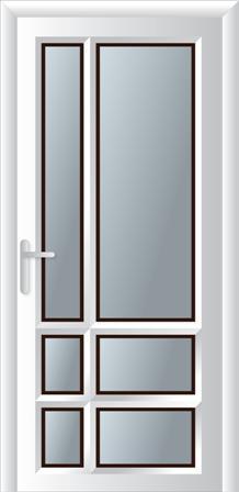 Κουζινόπορτα αλουμινίου σχέδιο 12,τοποθέτηση κουφωμάτων αλουμινίου Europa