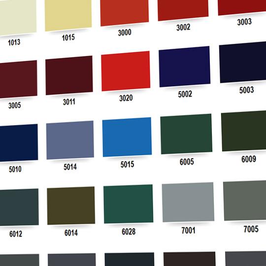 Προσφορές χρώματα Europa