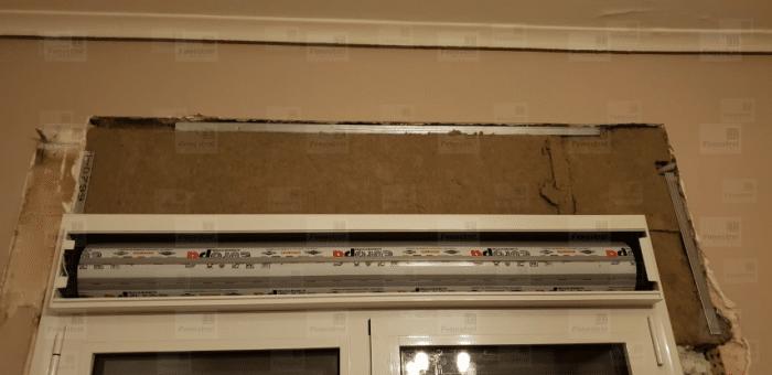 κλείσιμο – μόνωση των παλαιών ξύλινων κουτιών ρολού